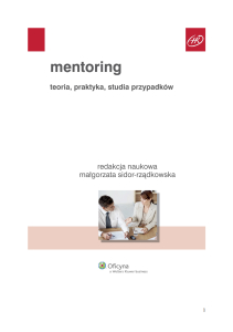 Mentoring i tutoring - Fragment