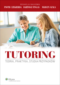 Tutoring_Czekierda _okladka_15.indd